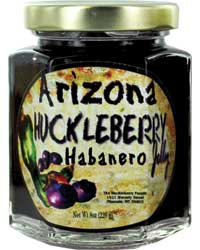 Habanero and Fruit Mix Jams
