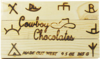 Cowboy Chocolate Boxes