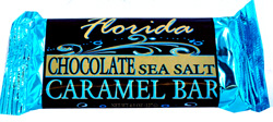 Milk Chocolate - Caramel Sea Salt Bar